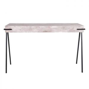 ROYAN CONSOLE TABLE CONCRETE EFFECT