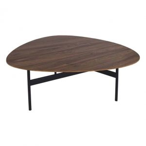 ROALD LARGE TABLE WALNUT VENEER