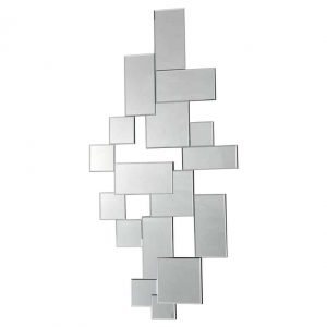 Block Rectangle Mirror 140CM X 70CM