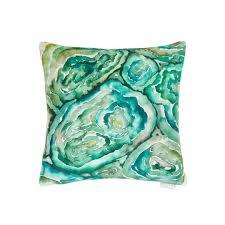 Voyage Maison Malachite Emerald Cushion