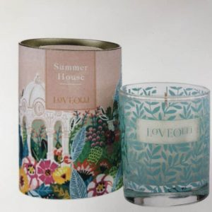 Summer House Love Olli Candle