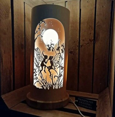 Thompsons lighting larne lights fairies