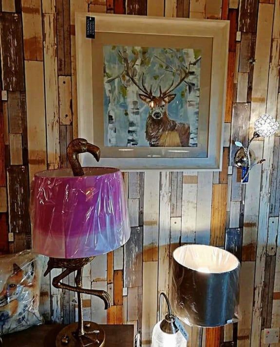 Thompsons lighting larne reindeer picture lamps_pe_orig